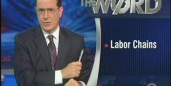 Stephen Colbert Defends Rick Perry After Debate Debacle On Immigrants