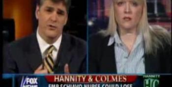 Hannity's Schiavo Nurse May Lose Her License 07/01/06
