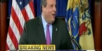 Christie: President Might Want A Food Taster If I Am VP