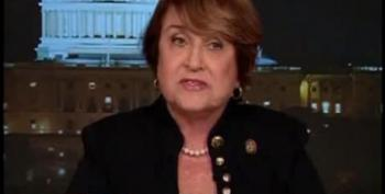 Rep. Slaughter Calls For 'Retroactive Recusal' Of Justice Thomas To Overturn Citizens United