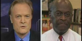 Lawrence O'Donnell Calls Out Herman Cain For Claiming He Was Too Young To Participate In Civil Rights Movement