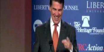 Perry: 'Every Human Being Is Entitled To Life'