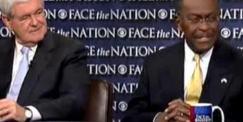 Cain Calls Occupy Wall Street Protesters 'Anti-American'