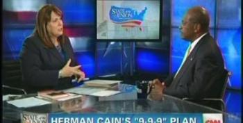 Herman Cain: No Exemptions For The Poor With His Regressive Consumption Tax