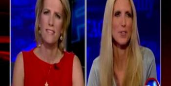 Coulter: Chris Wallace Should Be 'Punched' For Asking Santorum About Gays