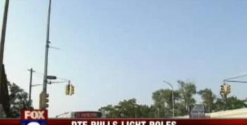 Michigan City's Street Lights Removed Over Unpaid Electric Bills