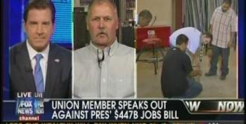 Eric Bolling Brings On Tea Partier Dale 'The Electrician' McCoy To Bash Obama Jobs Bill