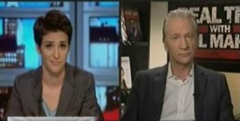 Bill Maher On #OWS: 'We Need Something To Make Us Try Liberal Policies'