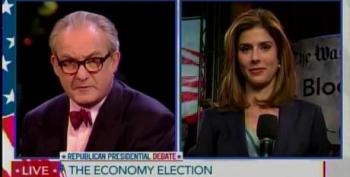 Bloomberg Panel Frustrated Over Romney's Non-Answer To A Real Life Question