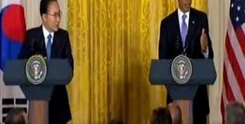 Obama Calls Fox News' Ed Henry 'The Spokesperson For Mitt Romney'
