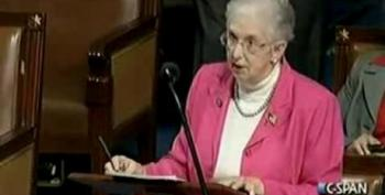 Virginia Foxx: 'Nobody Has Fought More For The Rights Of Women'