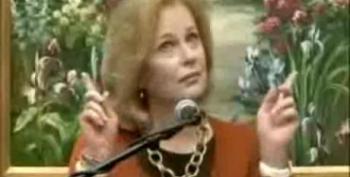 Anita Perry: GOP, Media Attacking Husband 'Because Of His Faith'