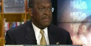 Herman Cain Names Clarence Thomas As One Of His Models For Supreme Court Justice