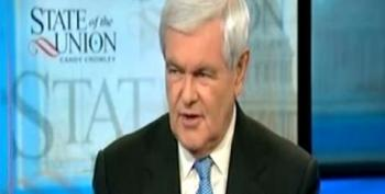 Gingrich: Cain Has 'Good Chance' To Win GOP Nomination