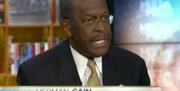 Cain Doubles Down On Claim That 'Liberals Want To Destroy This Country'