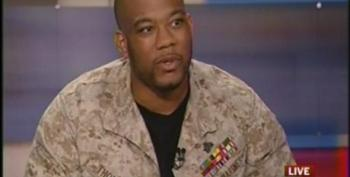 Sgt. Shamar Thomas Discusses His Experience Confronting The NYPD In Times Square