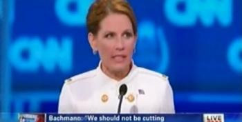 Michele Bachmann: Iraq And Libya Should Reimburse The U.S. For Liberating Them