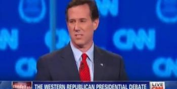 Rick Santorum: Herman Cain's Tax Plan Would Be Terrible For Birth Rates