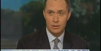 Conserva-Dem Harold Ford Jr. Carries Water For Republican Policies On Meet The Press