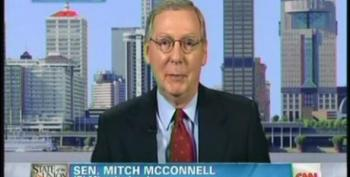 Mitch McConnell: Administration Storyline Is Villain Is Keeping Them From Succeeding