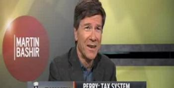 Prof. Jeffrey Sachs Unloads On Rick Perry's Tax Plan
