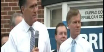 Romney: '110% Behind' Ohio Anti-Union Bill