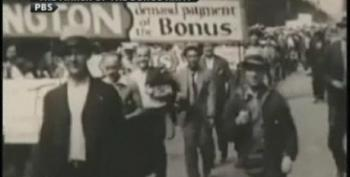 #OWS, Class Warfare And A History Lesson On The Bonus Army Of The 1930's