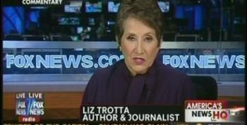 Fox's Liz Trotta Sneers At Amy Goodman And Democracy Now For Supporting #OWS Movement