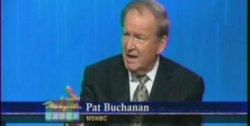 Pat Buchanan Continues To Attack Immigrants On The McLaughlin Group