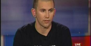 #OWS Injured Vet Scott Olsen Urges Non-violence In The Face Of Police Brutality