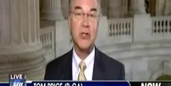 GOP Rep. Tom Price: House Passed 'God' Resolution To Remind Obama