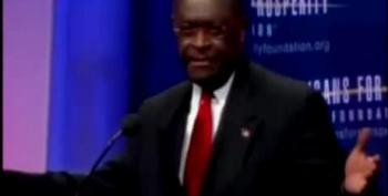Cain: 'I'm The Koch Brothers' Brother From Another Mother'