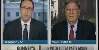 Chris Cillizza Allows John Sununu To Spread Lies About Social Security And Medicare