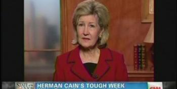 Kay Bailey Hutchison Dismisses Sexual Harassment Charges Against Cain As 'Off-Color Remarks' From 'Anonymous Sources'