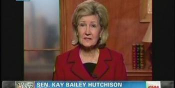 Kay Bailey Hutchison: We've Got To Make The Tax Code 'Fairer' By Lowering Taxes On Businesses