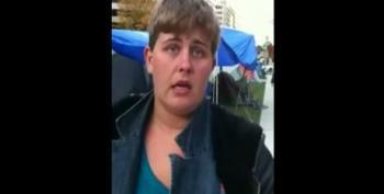 Tina Dupuy Talks To #OWS Car Mowing Victim Georgia