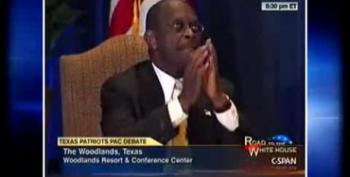 Herman Cain Fail