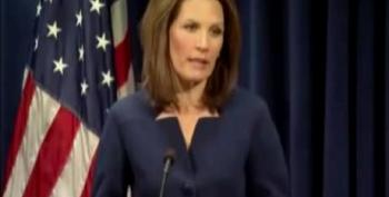 Bachmann Accuses GOP Candidates Of Being 'Frugal Socialists'