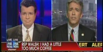 Rep. Joe Walsh Blames Tirade At Constituents On Too Much Coffee And Empty Stomach