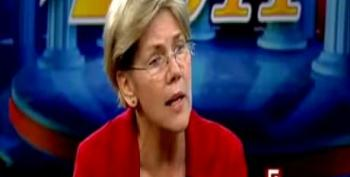 Warren Not Backing Off 'Occupy' Support After Rove Attack