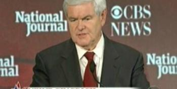 Newt Gingrich Advocates Assassinating Iranian Scientists As Drum Beat For War Continues At GOP Debate