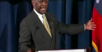 Herman Cain: God Told Me To Run, 'I Was Like Moses'