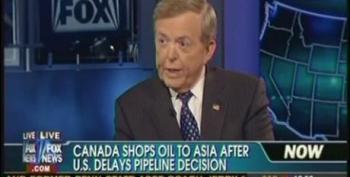Lou Dobbs Downplays Danger To Ogallala Aquifer From KeystoneXL Pipeline