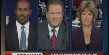 Van Jones And Laura Flanders On #OWS Raids And Upcoming International Day Of Action