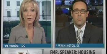 Andrea Mitchell Slams Newt Gingrich For Failure To Disclose Freddie Mac Ties