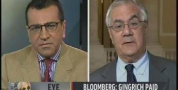 Barney Frank Calls Newt Gingrich 'Fundamentally Intellectually Dishonest' For Hypocrisy On Freddie Mac