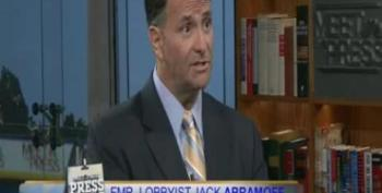 Jack Abramoff Accuses Newt Gingrich Of Corruption