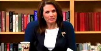 Bachmann: 'Absurd' To Waterboard Me To Prove It's Not Torture