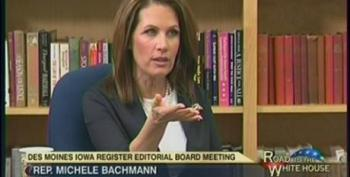 Michele Bachmann: Get Rid Of The Earned Income Tax Credit, Food Stamps, Public Housing