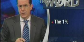 Stephen Colbert Slams The Super Committee And Congress For Going After Veterans Benefits